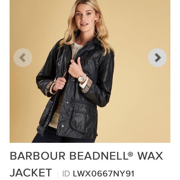 2c5e921963b Barbour Jackets   Blazers - Barbour Beadnell Wax Jacket